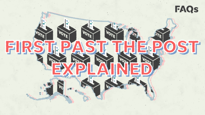 How the US votes and why advocates say the system needs to change