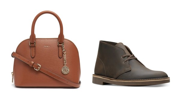 Discounts are available on fashion-forward styles for both men and women.