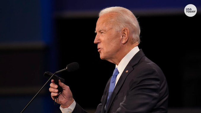 Trump and Biden offer different solutions to reopening schools at final debate
