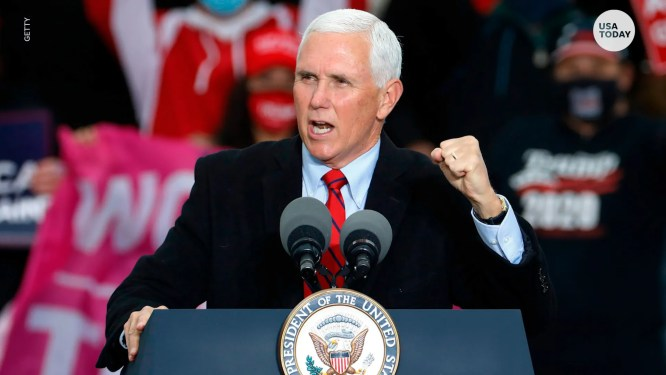 Mike Pence asks judge to toss lawsuit that seeks to upend election