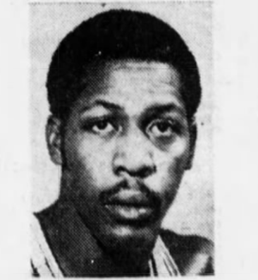 George Carter shown in his days playing in the ABA.