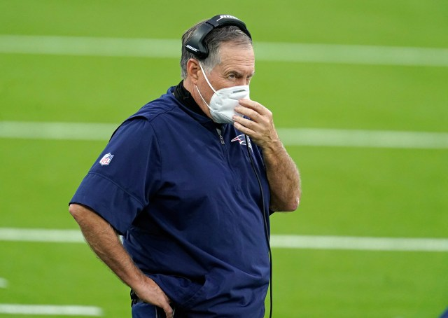 Bill Belichick said Monday he would not accept the Medal of Freedom from Donald Trump.