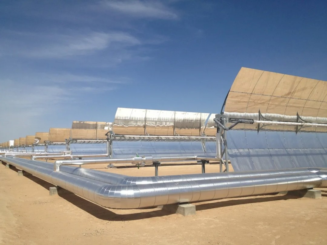 The Genesis solar energy project began operation in 2014 and is designed to produce 605,000 megawatt hours of electricity a year.