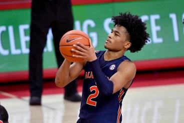 How to watch No. 2 Baylor vs. Auburn basketball on TV, live stream