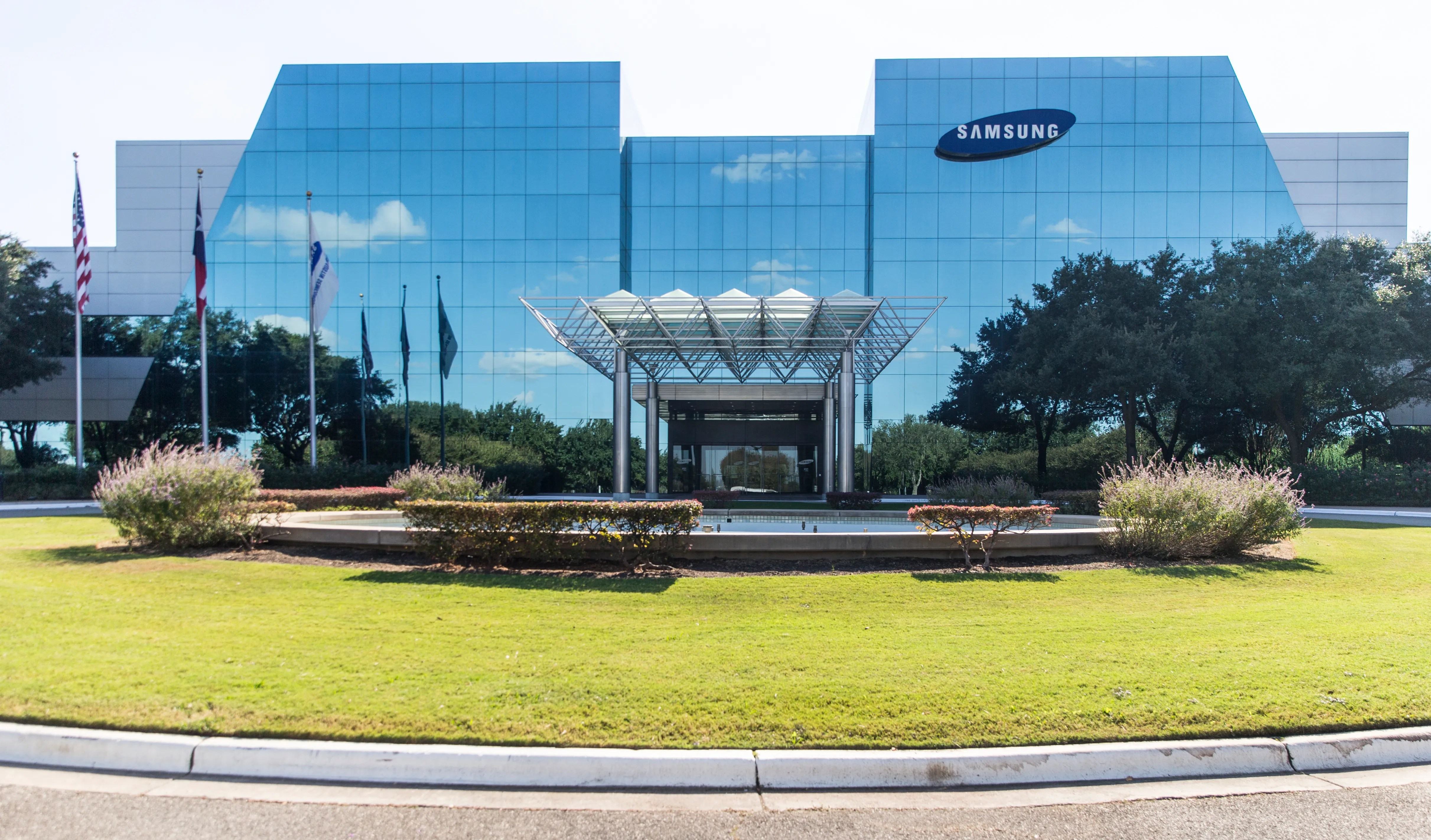 Samsung has a significant presence in Austin and plans to build a solar power project in central Texas.