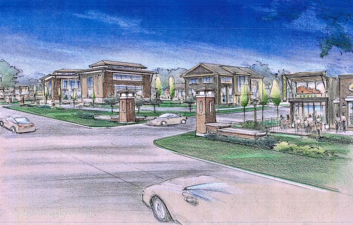 Expected annexation of 137 acres to pave way for housing, retail development in Reynoldsburg (image)