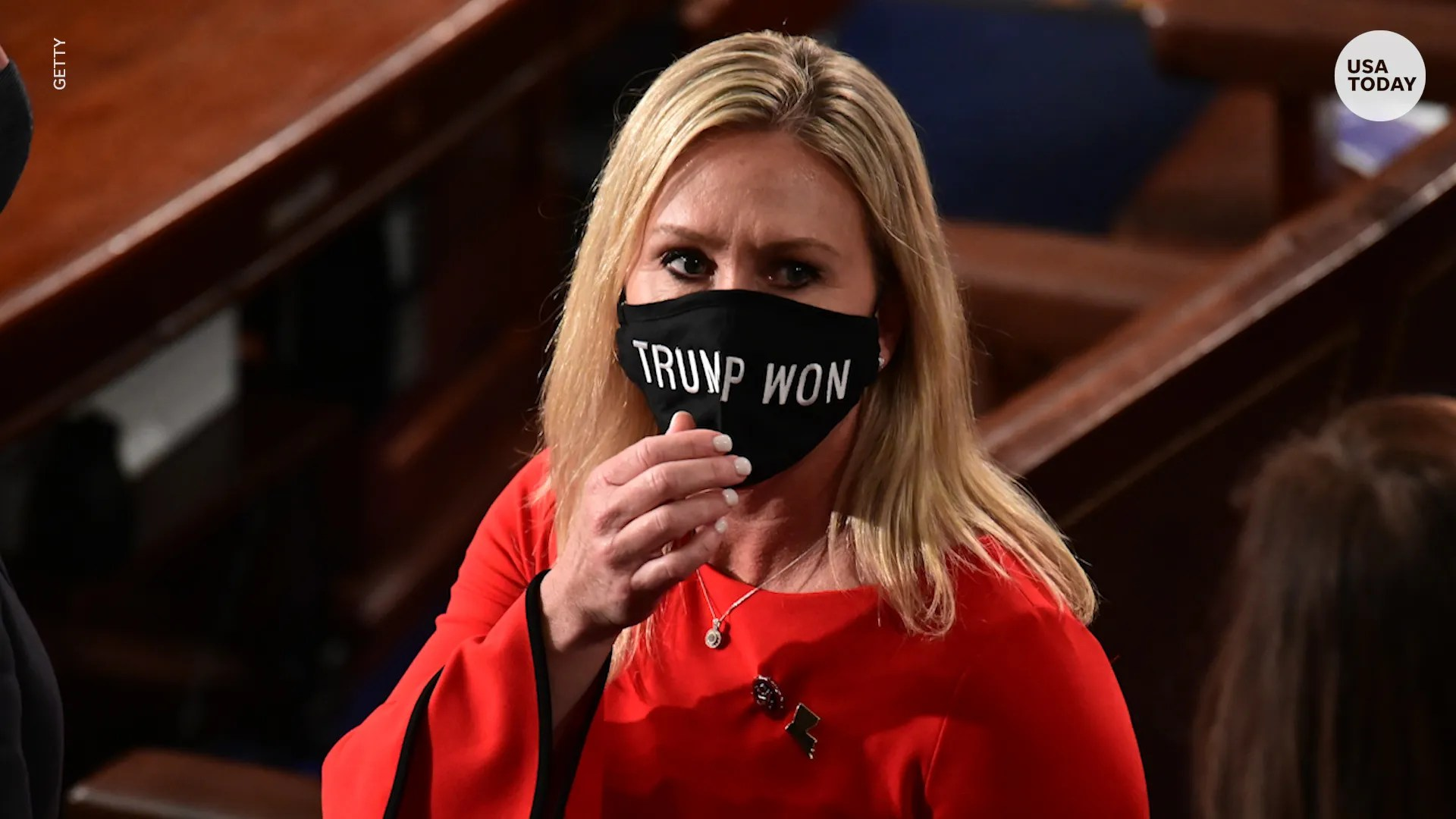 84c08920 0f1e 4dde 9196 b09c2a150220 VPC MARJORIE TAYLOR GREENE PARKLAND VIDEO DESK THUMB Politics live updates: Cheney keeps job as chair of House GOP Conference despite impeachment vote