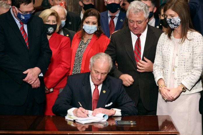 20 states support South Carolina's Fetal Heartbeat Bill appeal