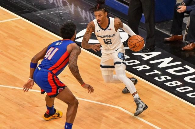 Detroit Pistons fall to Memphis Grizzlies, 109-95: game thread recap