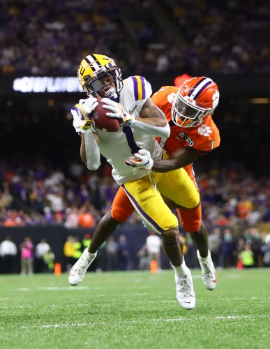 If Detroit Lions took LSU's Ja'Marr Chase, it would be 'home run pick'