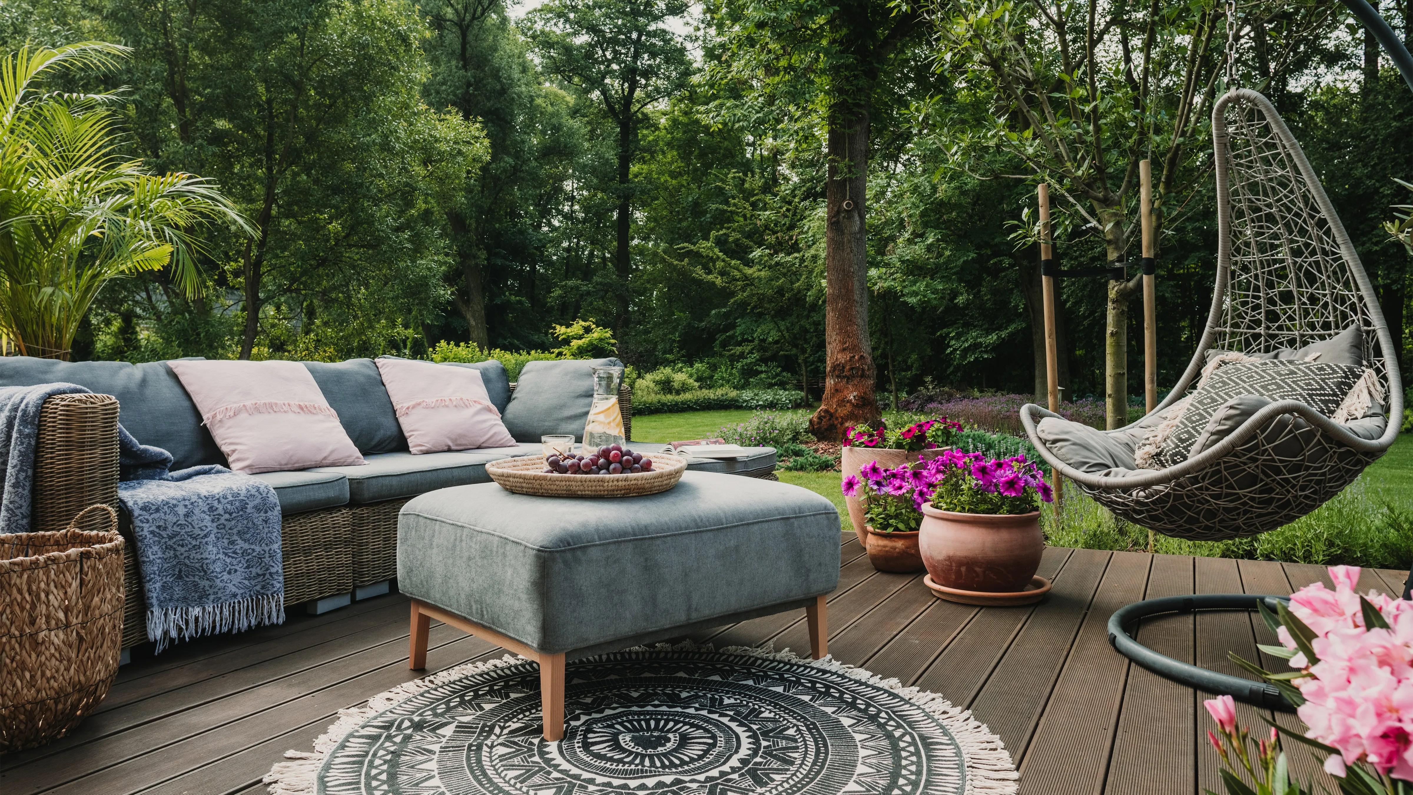 patio furniture shop big markdowns on