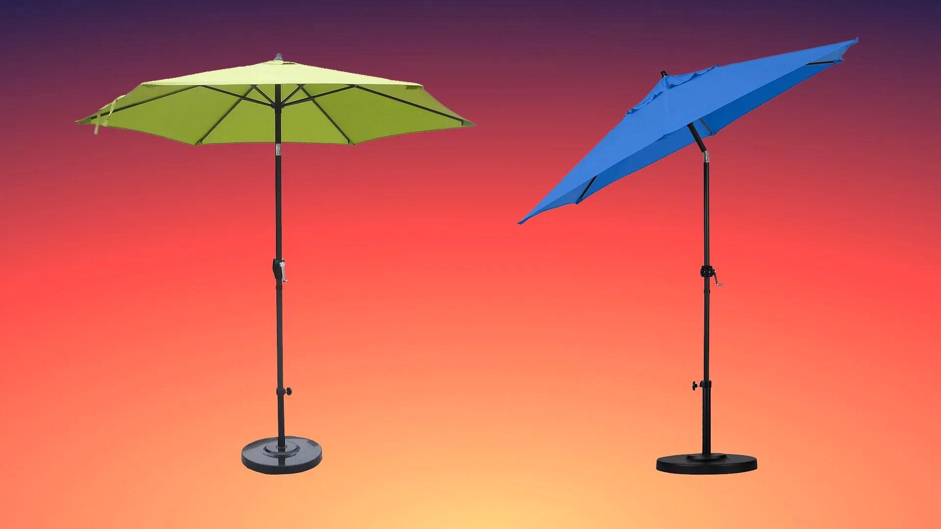 patio umbrella grab this top rated