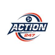 Action 24/7 logo