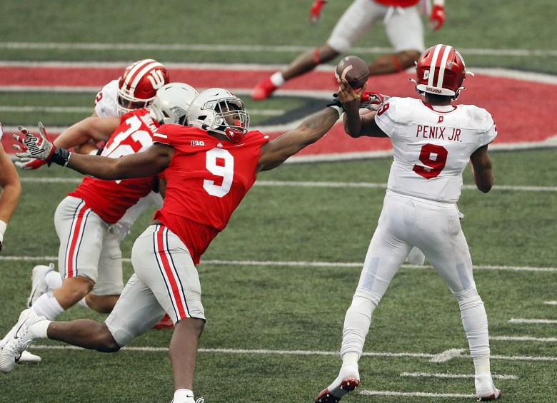 Ohio State football: End Zach Harrison aims to take big leap in 2021