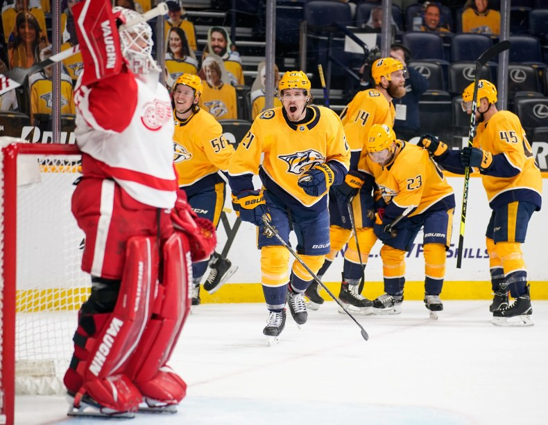 Are Nashville Predators playing themselves out of a rebuild?