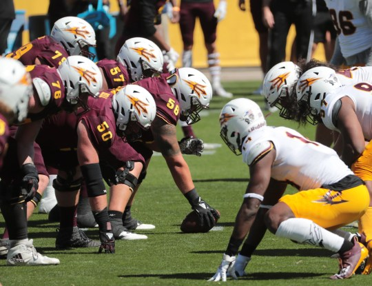 Can the ASU football team win the Pac-12 South in 2021? Yes, it can, according to several early Pac-12 conference football projections.