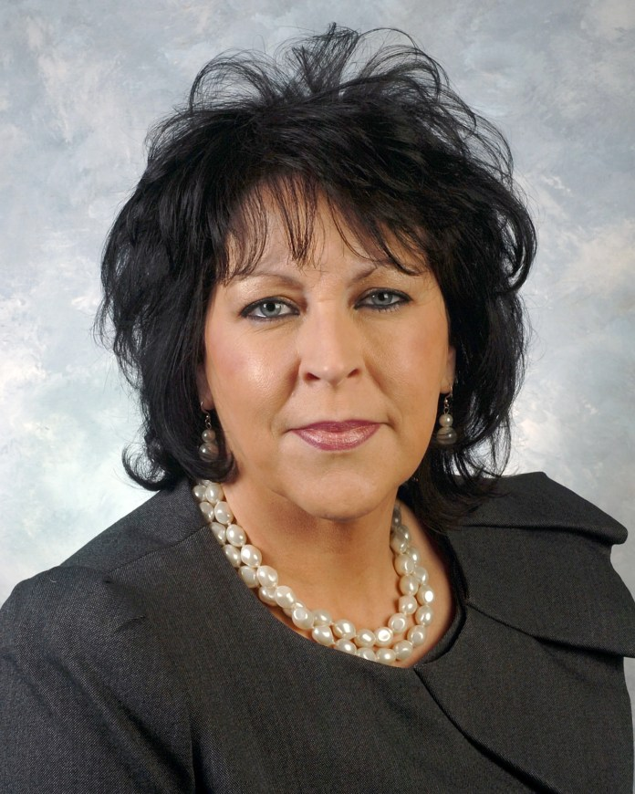 State Rep. Regina Huff, R-Williamsburg