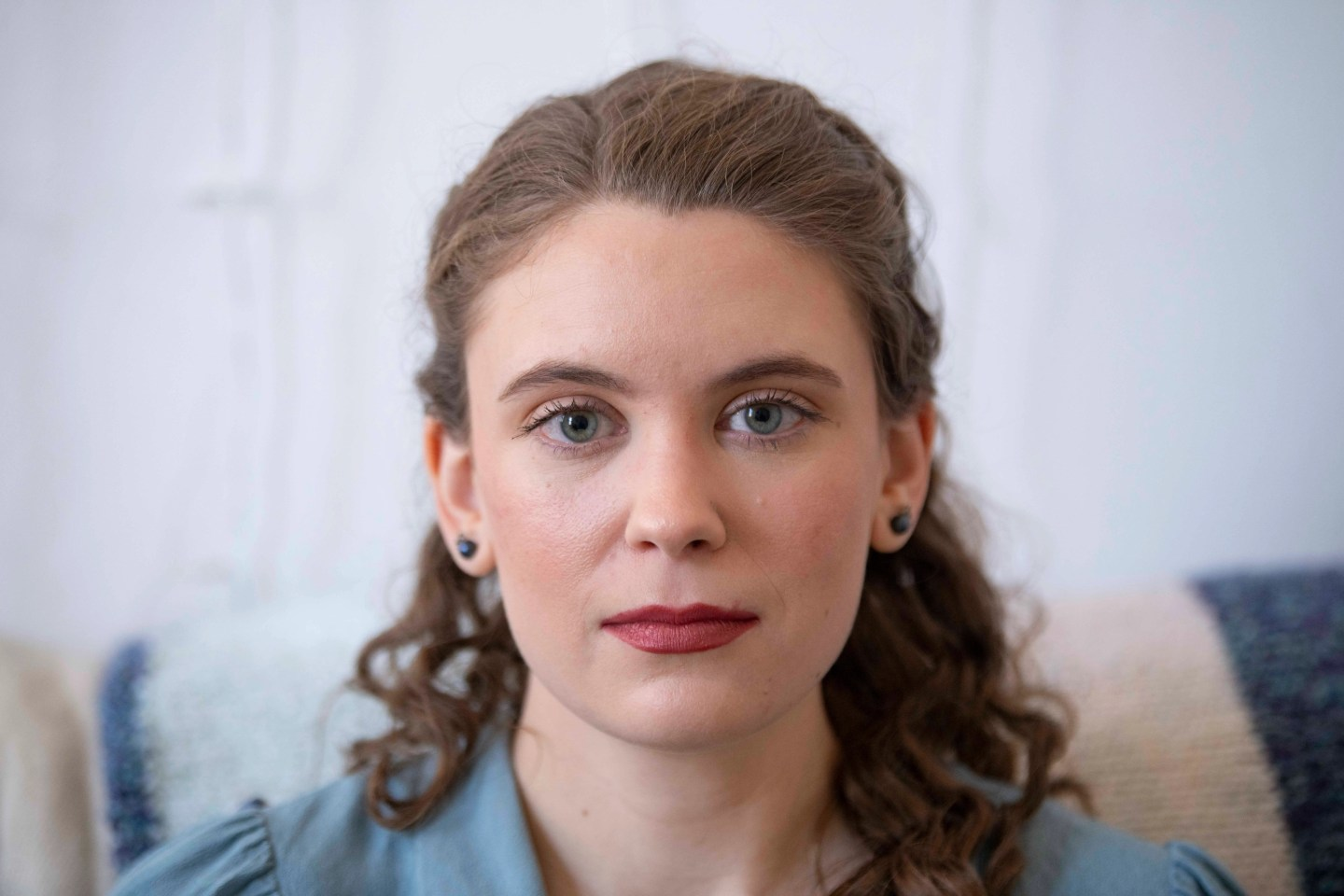 Emma Tremblay reported being sexually assaulted by a doctor while serving in Ecuador in 2018. She said soon after the incident she learned Peace Corps staff had previously been warned about the doctor's inappropriate behavior toward another volunteer.
