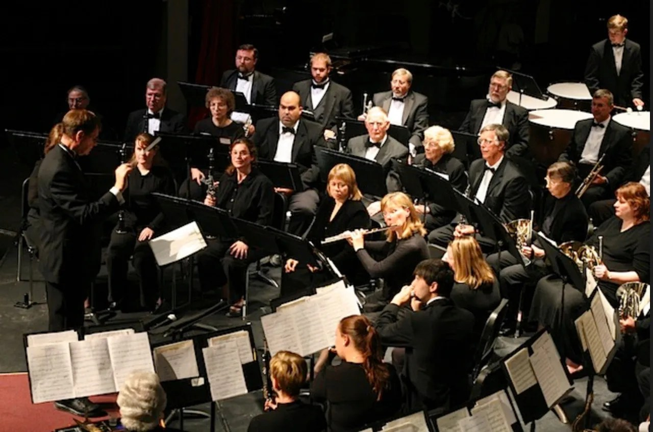 Tri-County Symphonic Band, a virtual encore of their concert will be on May 16.
