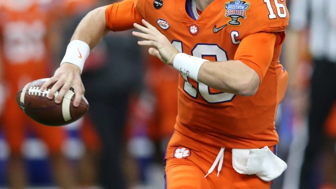11ac0822 972c 49ee a81d 5263f8353858 Trevor Lawrence Buccaneers pick possible Tom Brady successor in Florida QB Kyle Trask during NFL draft