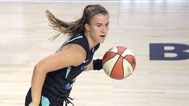 Former Oregon Ducks star Sabrina Ionescu ready for WNBA season