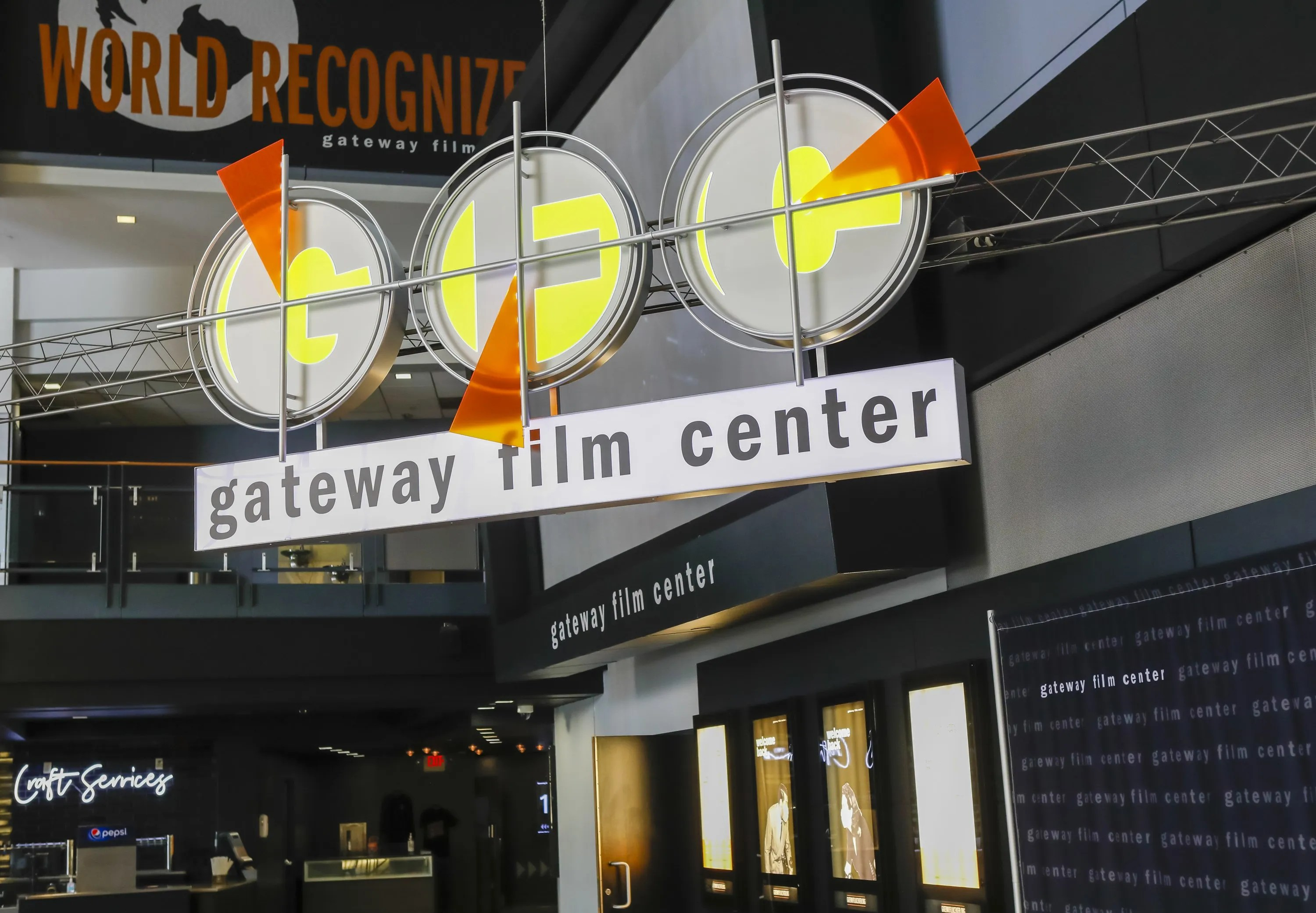 When the Gateway Film Center opens on May 27, it will increase to 50% capacity.