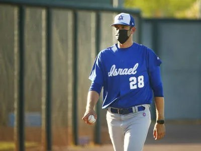Josh Zeid of Gilbert is returning from retirement as a player in hopes of making Israel's team for the Tokyo Olympics. He pitched for Israel in the 2017 World Baseball Classic.
