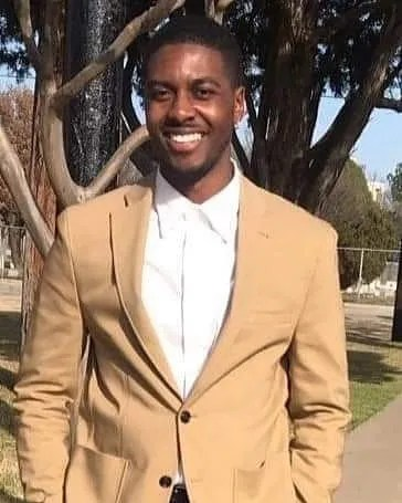 Darius Tarver, 23, was killed in January 2020 by officers in Denton, Texas, where police say the criminal justice major charged at the officers wielding a cleaver and frying pan. Tarver's father, Kevin Tarver, a police department chaplain in nearby McKinney, contends that his son would still be alive had the incident been handled differently.