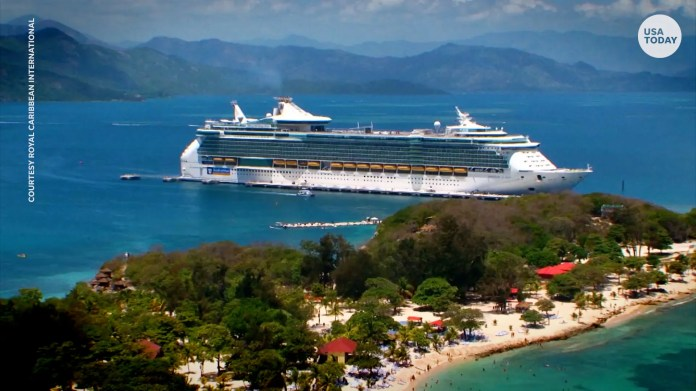 Royal Caribbean is set to begin sailing six ships from ports in Texas and Floridathis July and August.