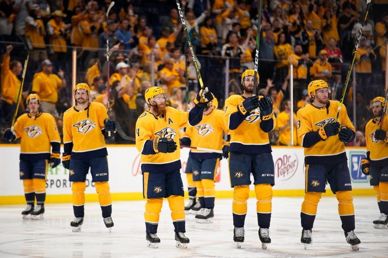 Nashville Predators learn a lot about themselves in 2021 season