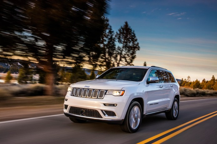 Grand Cherokee production at Jefferson North Assembly Plant in Detroit has been affected because the microchip shortage.