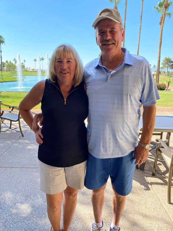 Peggy Speight and Brad Russell are still waiting for a refund on their trip to Europe that was canceled in 2020. They paid more than $22,000 for the tour.
