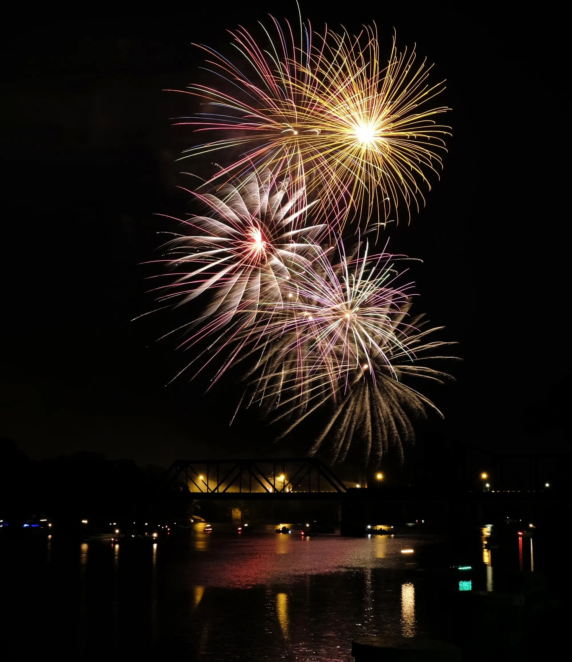 Augustans will again be treated to a fireworks display as part of the Independence Day Celebration over the Savannah River.