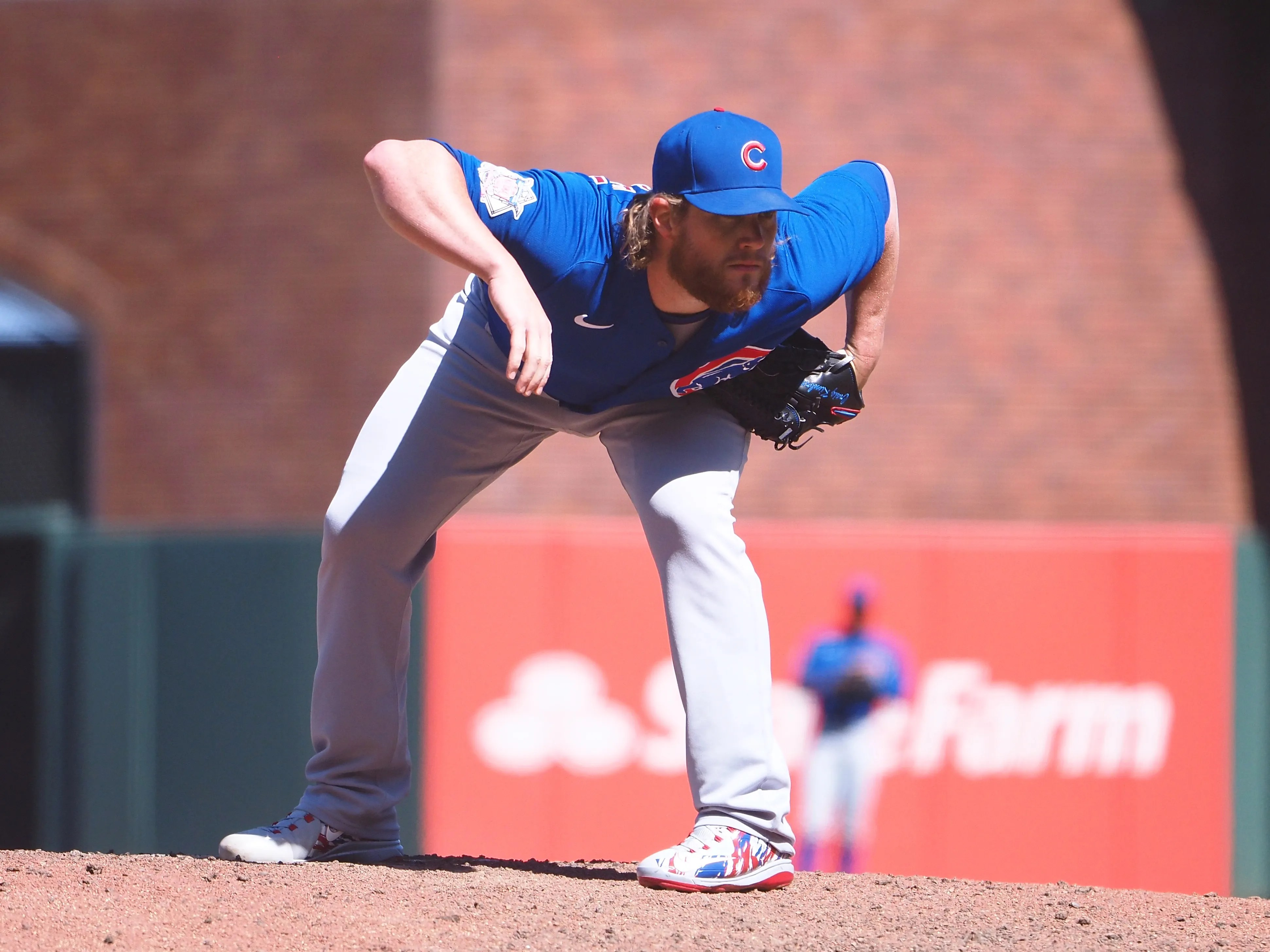 Craig Kimbrel is having his best season with the Cubs, with a 0.75 ERA.