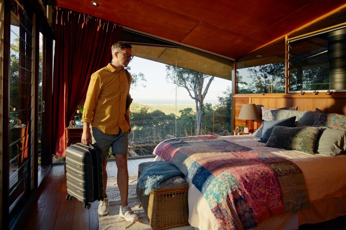 The participants in Live Anywhere on Airbnb will travelbetween listings from September to July 2022, with the short-term rental platform coveringthe cost of accommodations and providinga transportation allowance.