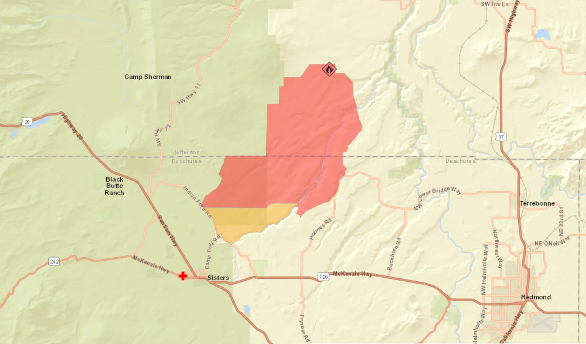 It seems that fires in california news remain top stories throughout the year. Oregon Wildfires Moderate Temperatures Let Crews Mop Up Around Bruler Fire Perimeter
