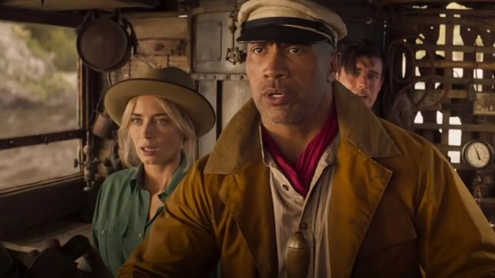 How to watch Jungle Cruise on Disney Plus