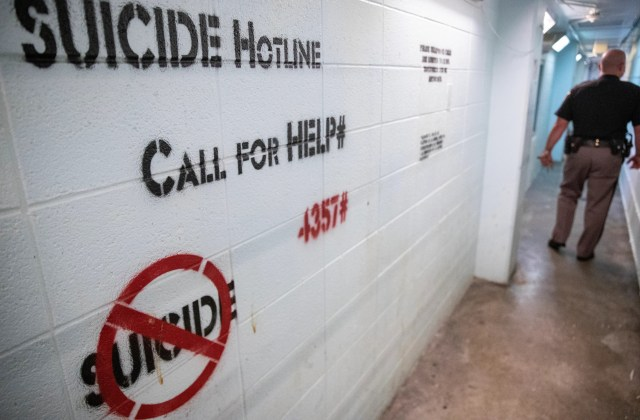 Many jail suicides are preventable, experts say. But they drive a death crisis in Indiana.