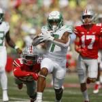 Oregon beats No. 3 Ohio State, shaking up college football landscape 💥💥