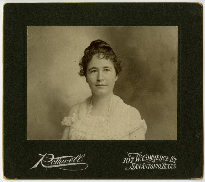 Adina De Zavala was described by contemporaries as a firebrand whose legacy in Texas history was obscured because of her Mexican last name.