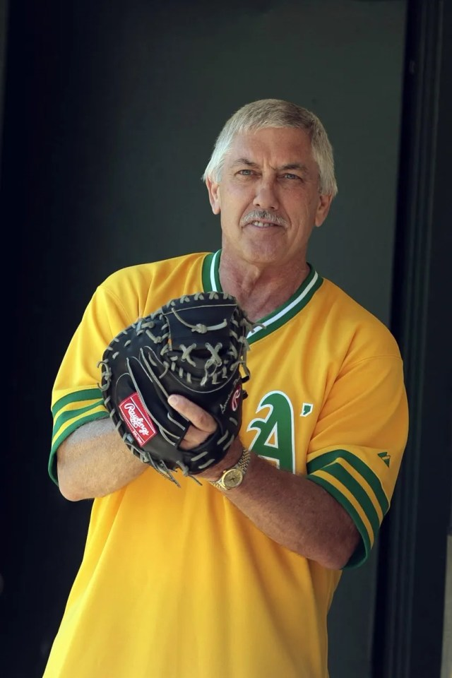 Ray Fosse played for the Oakland A's for three seasons, then later broadcast their games for 36 more years.