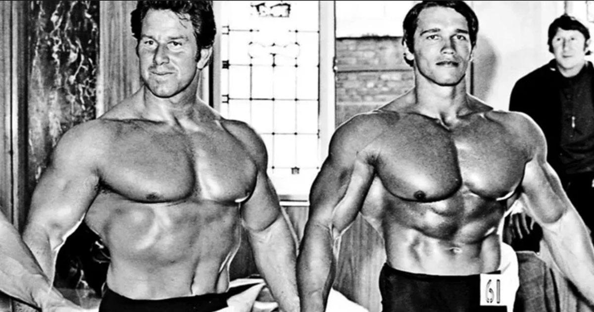 Herkules persönlich: Der Bodybuilder, der Arnold ...