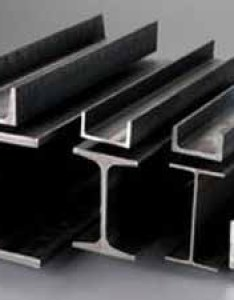 Carbon steel beam also angle  channel rh ganpatind