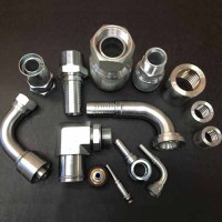 Stainless Steel 304 Hydraulic Fittings, 304 SS Bend ...