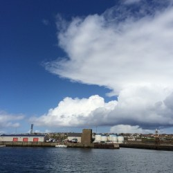 Clouds Over Outer Harbour