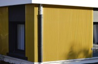 Gantois - Examples Building - Facade cladding - Perforated ...
