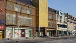 Das QUARREE Einkaufszentrum Hamburg Wandsbek 2012 Foto: ganz-hamburg.de