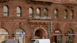 Hamburger Hof Hamburg Jungfernstieg