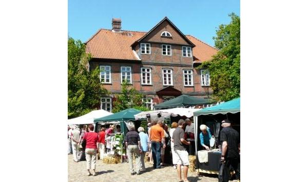 Trittauer Mühlenmarkt © Elke Baum