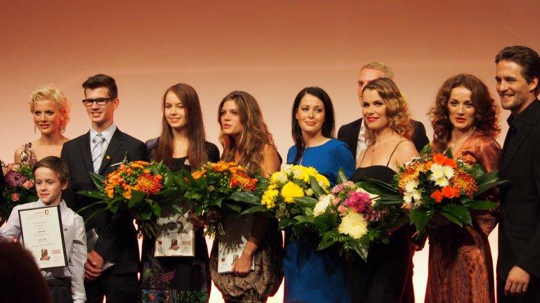 Hamburger Herbstempfang 2012 - die Sozial Oskar Preisträger Foto: ganz-hamburg.de